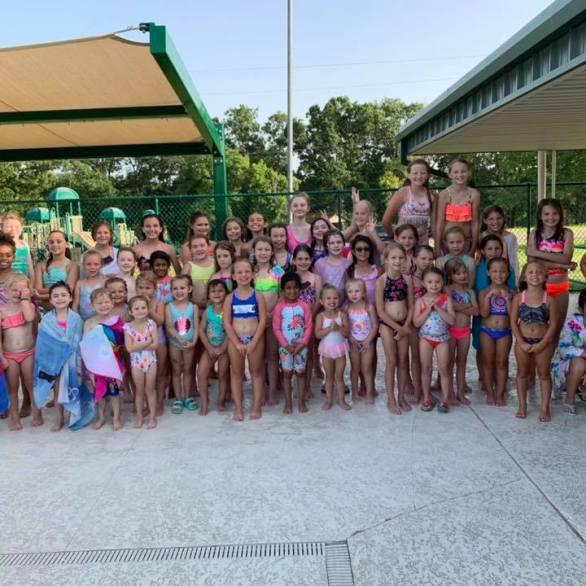 June Summer Swim 2